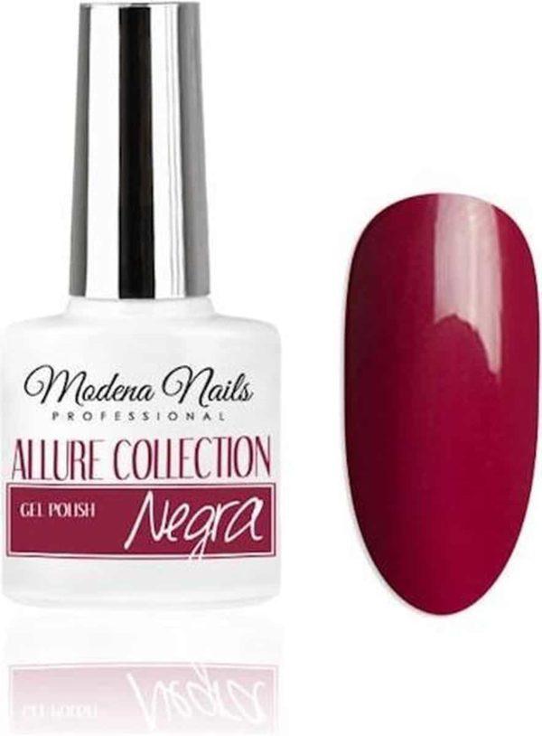 Modena Nails Gellak Allure - Negra 7,3ml.