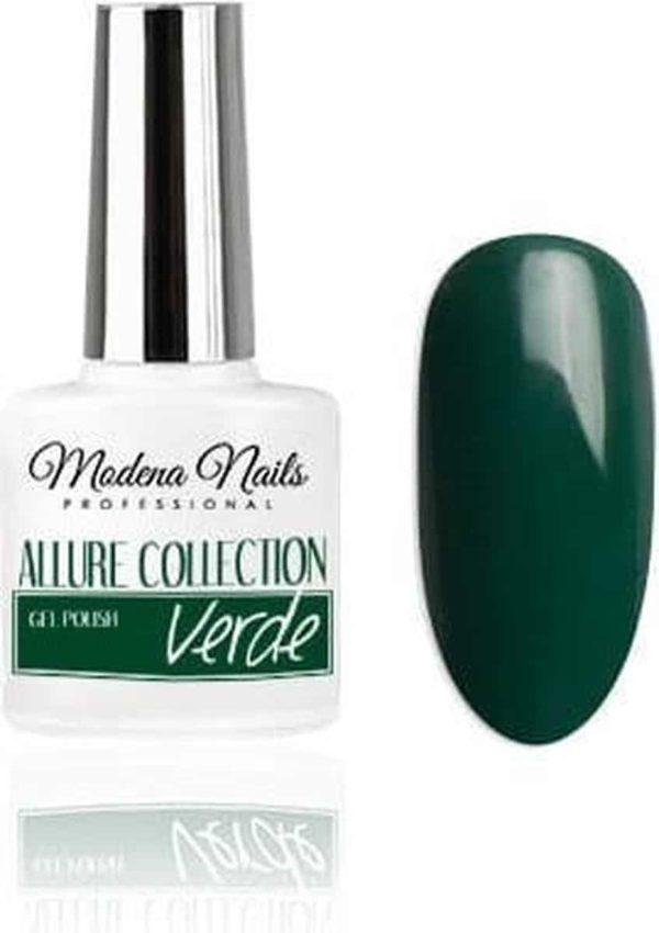 Modena Nails Gellak Allure - Verde 7,3ml.