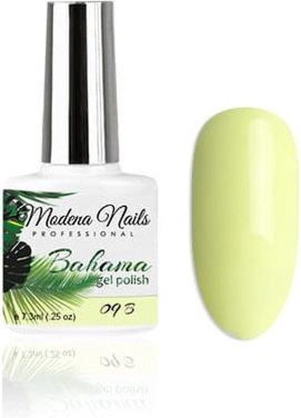 Modena Nails Gellak Bahama - B09 7,3ml.