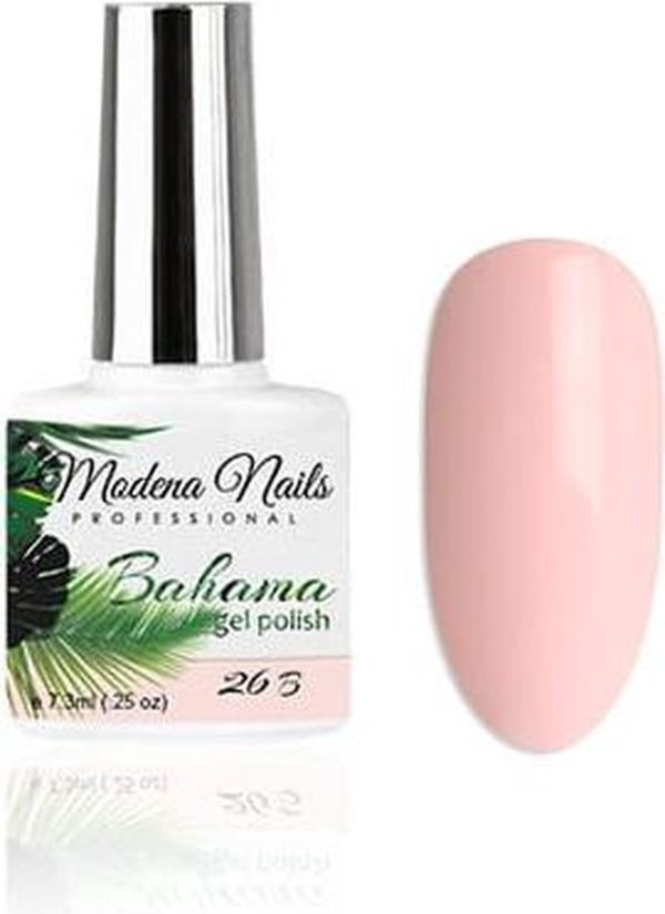 Modena Nails Gellak Bahama - B26 7,3ml.