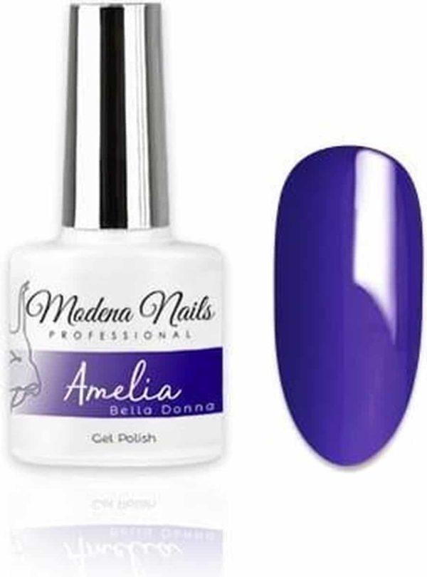 Modena Nails Gellak Bella Donna - Amelia 7,3ml.