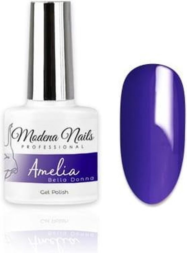 Modena Nails Gellak Bella Donna - Amelia 7,3ml.