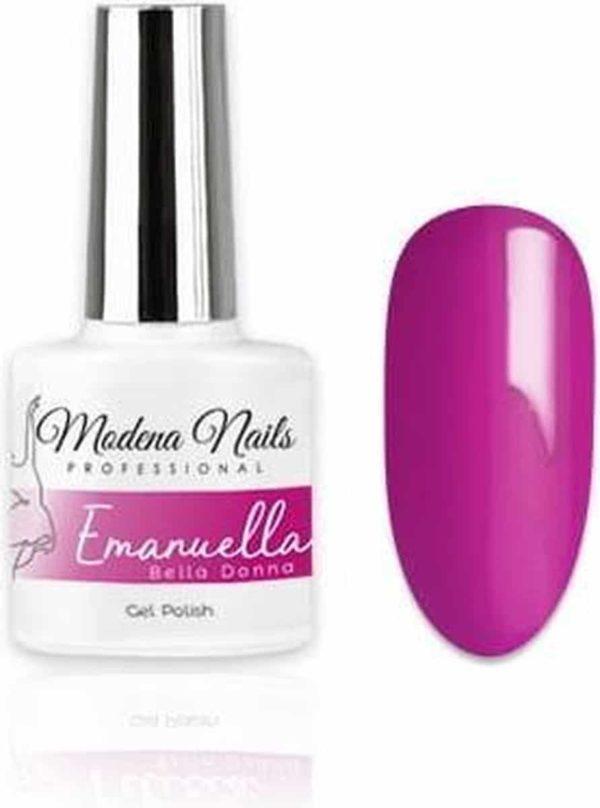 Modena Nails Gellak Bella Donna - Emanuella 7,3ml.