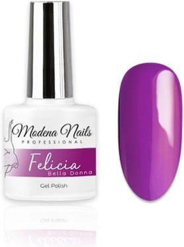 Modena Nails Gellak Bella Donna - Felicia 7,3ml.