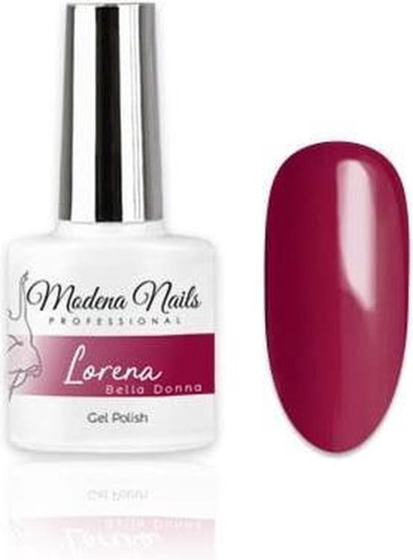 Modena Nails Gellak Bella Donna - Lorena 7,3ml.