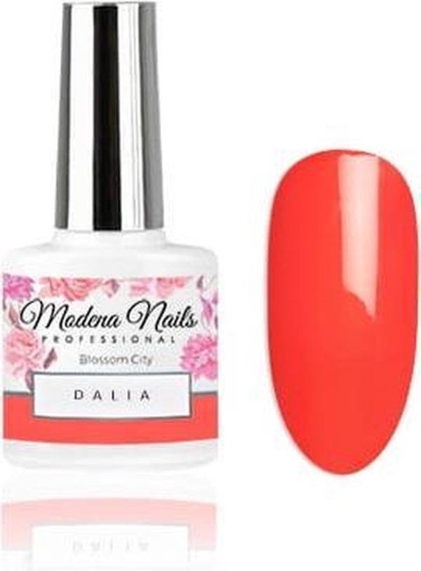 Modena Nails Gellak Blossom City - Dalia 7,3ml.
