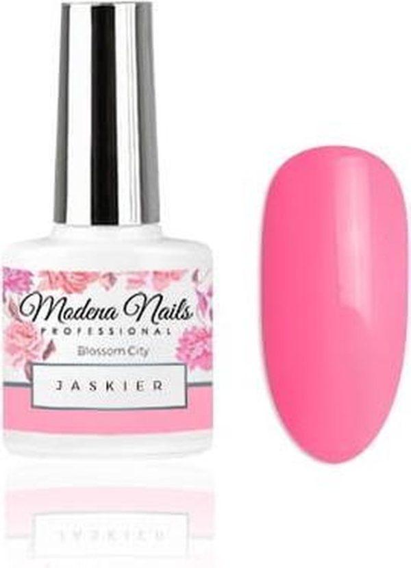 Modena Nails Gellak Blossom City - Jaskier 7,3ml.