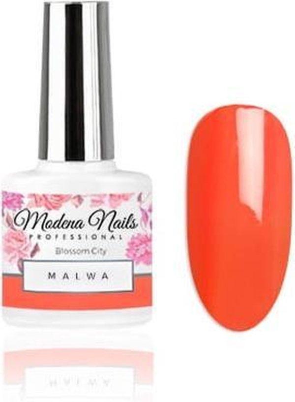Modena Nails Gellak Blossom City - Malwa 7,3ml.