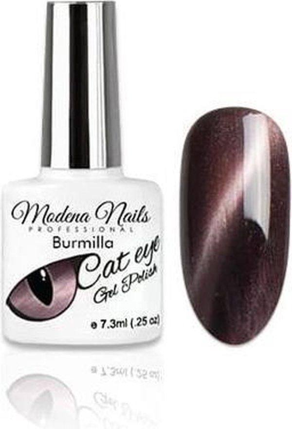 Modena Nails Gellak Cat Eye - Burmilla 7,3ml.