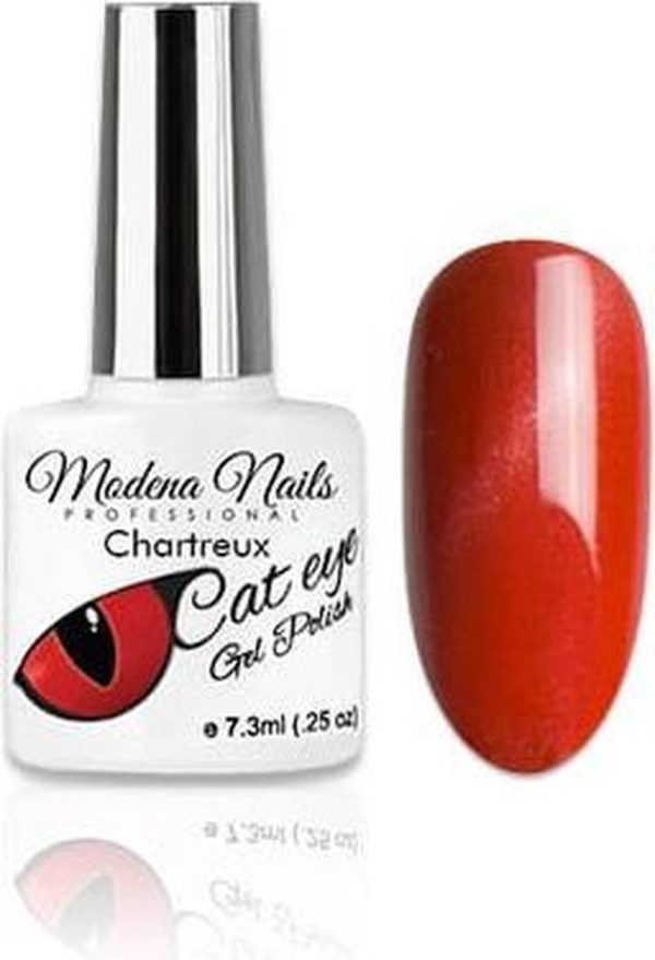 Modena Nails Gellak Cat Eye - Chartreux 7,3ml.