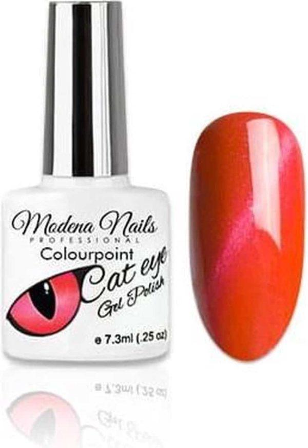 Modena Nails Gellak Cat Eye - Colourpoint 7,3ml.