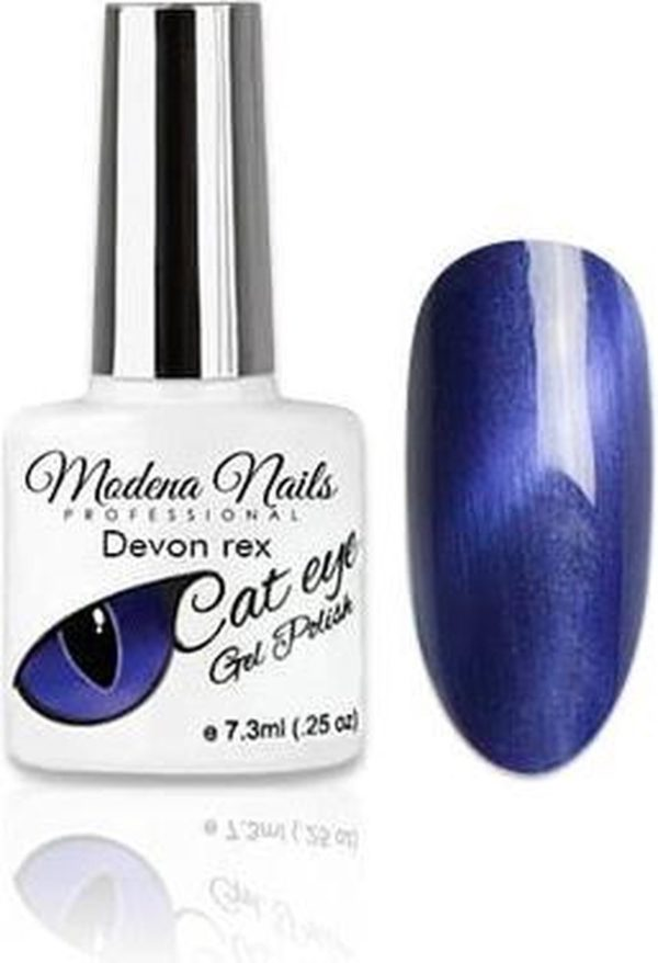 Modena Nails Gellak Cat Eye - Devon Rex 7,3ml.