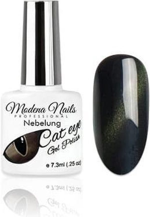 Modena Nails Gellak Cat Eye - Nebelung 7,3ml.