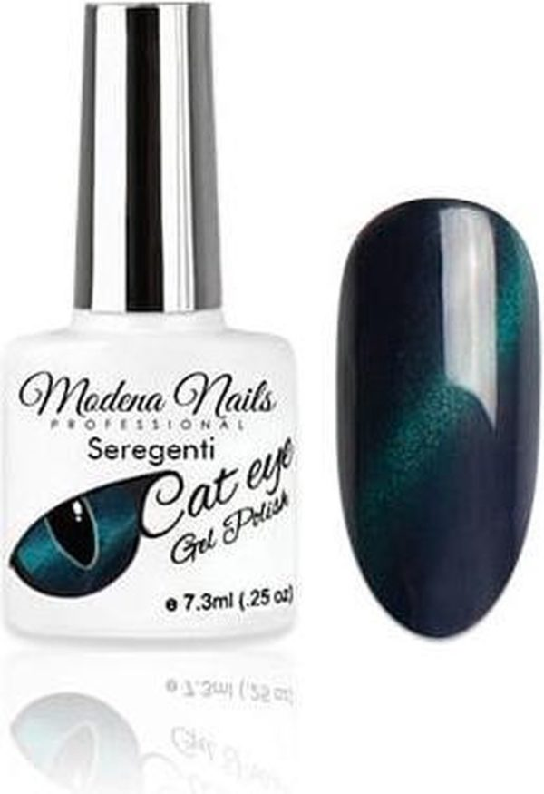 Modena Nails Gellak Cat Eye - Serengeti 7,3ml.