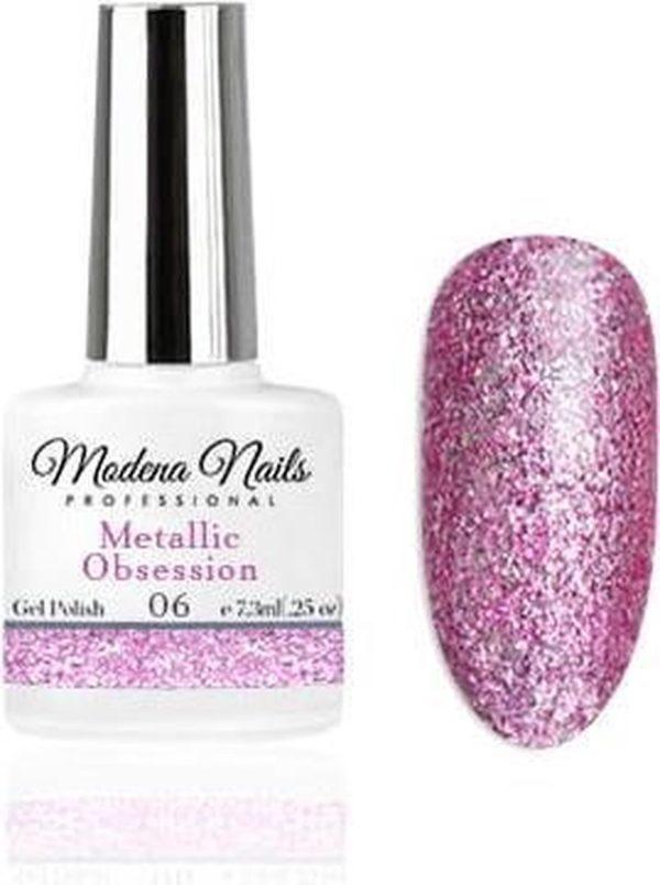 Modena Nails Gellak Metallic Obsession - 06 - 7,3ml.
