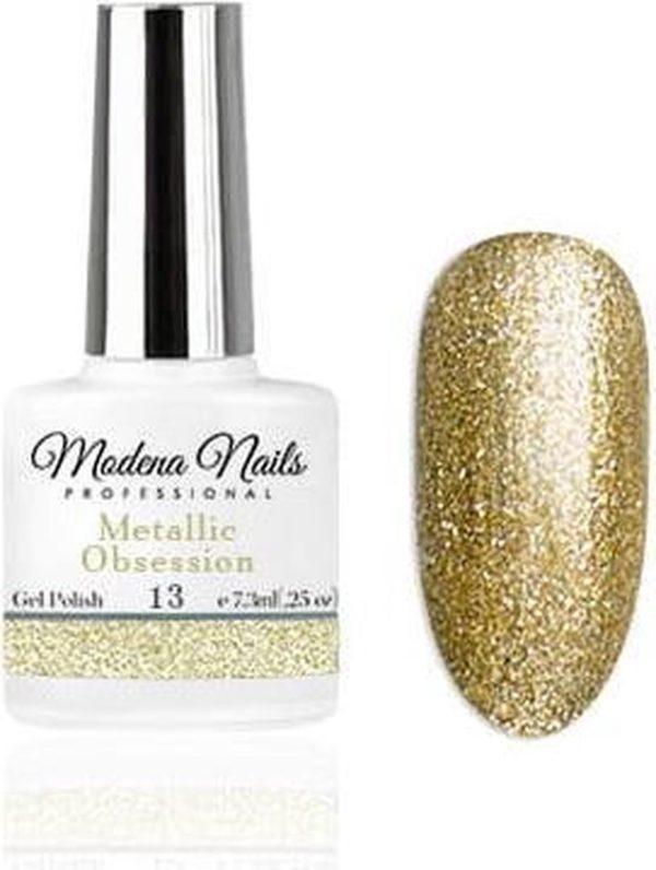 Modena Nails Gellak Metallic Obsession - 13 - 7,3ml.