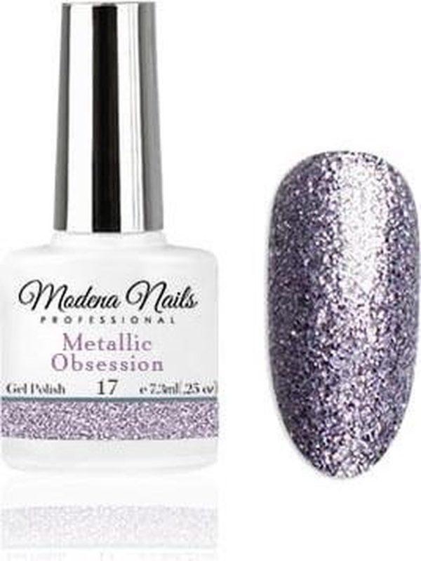 Modena Nails Gellak Metallic Obsession - 17 - 7,3ml.