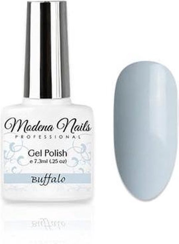 Modena Nails Gellak Pastel Paradise - Buffalo 7,3ml.