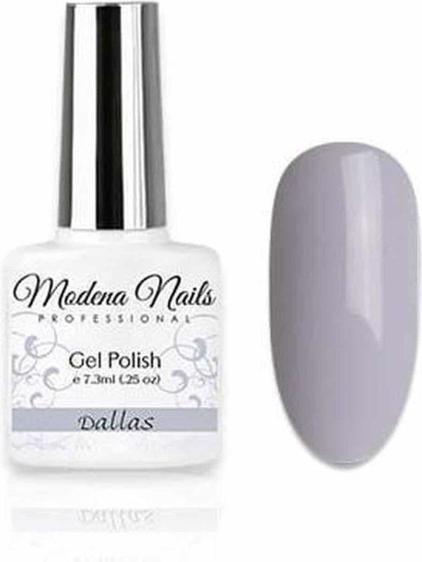Modena Nails Gellak Pastel Paradise - Dallas 7,3ml.