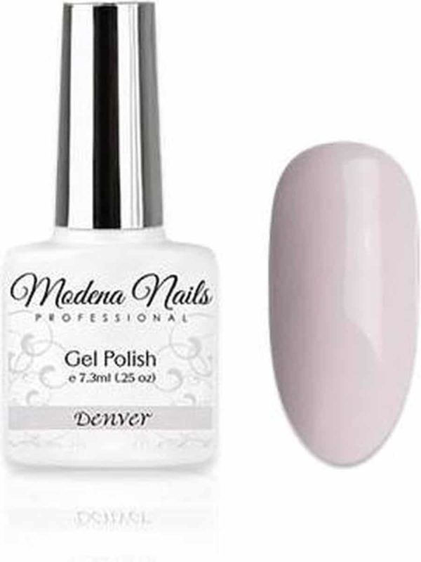 Modena Nails Gellak Pastel Paradise - Denver 7,3ml.