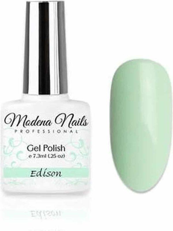 Modena Nails Gellak Pastel Paradise - Edison 7,3ml.