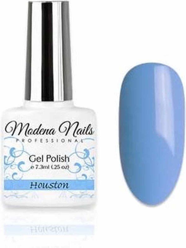 Modena Nails Gellak Pastel Paradise - Houston 7,3ml.