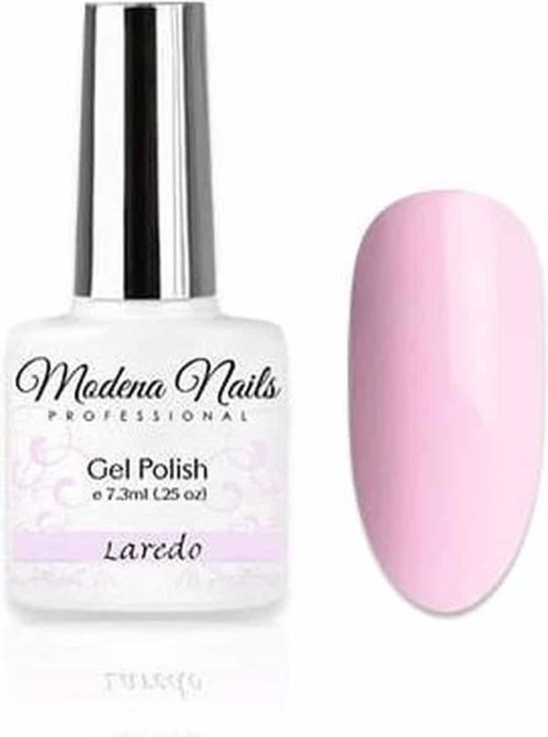 Modena Nails Gellak Pastel Paradise - Laredo 7,3ml.