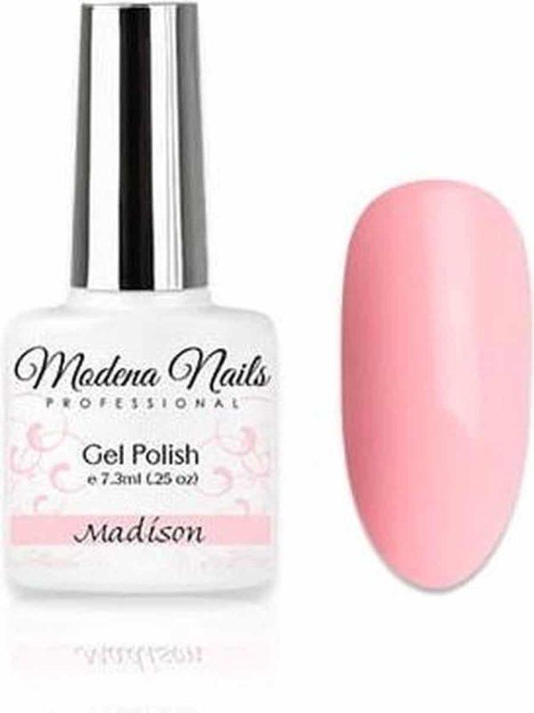 Modena Nails Gellak Pastel Paradise - Madison 7,3ml.
