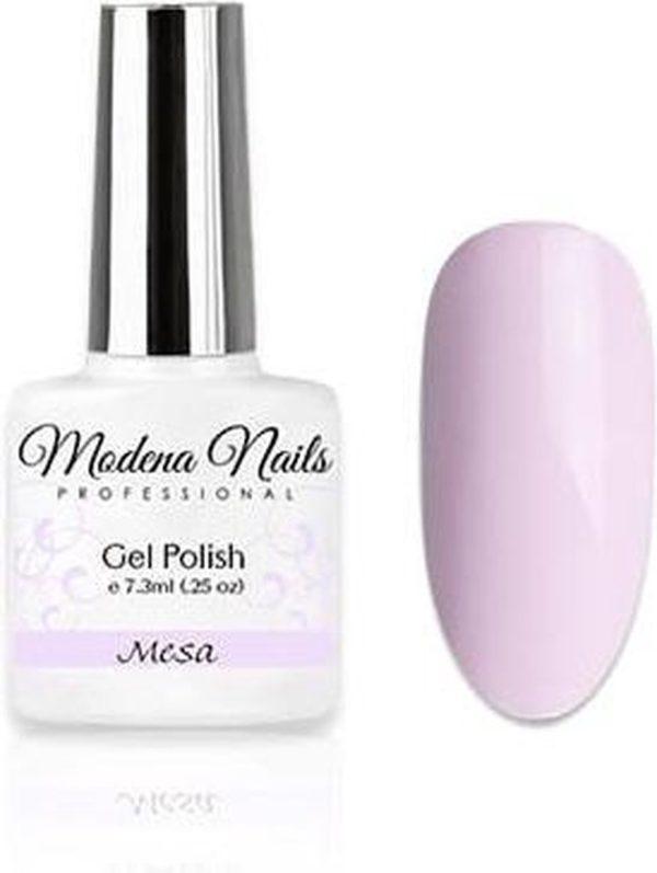 Modena Nails Gellak Pastel Paradise - Mesa 7,3ml.