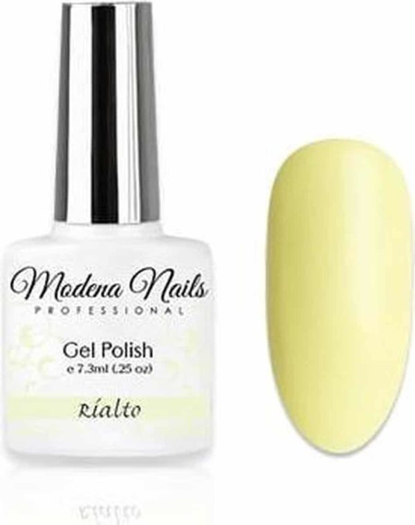 Modena Nails Gellak Pastel Paradise - Rialto 7,3ml.
