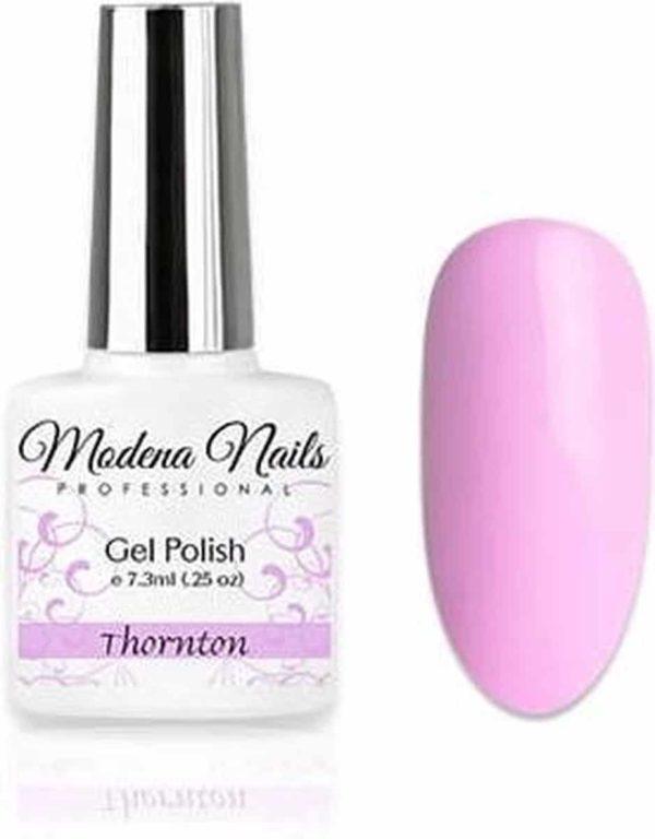 Modena Nails Gellak Pastel Paradise - Thornton 7,3ml.