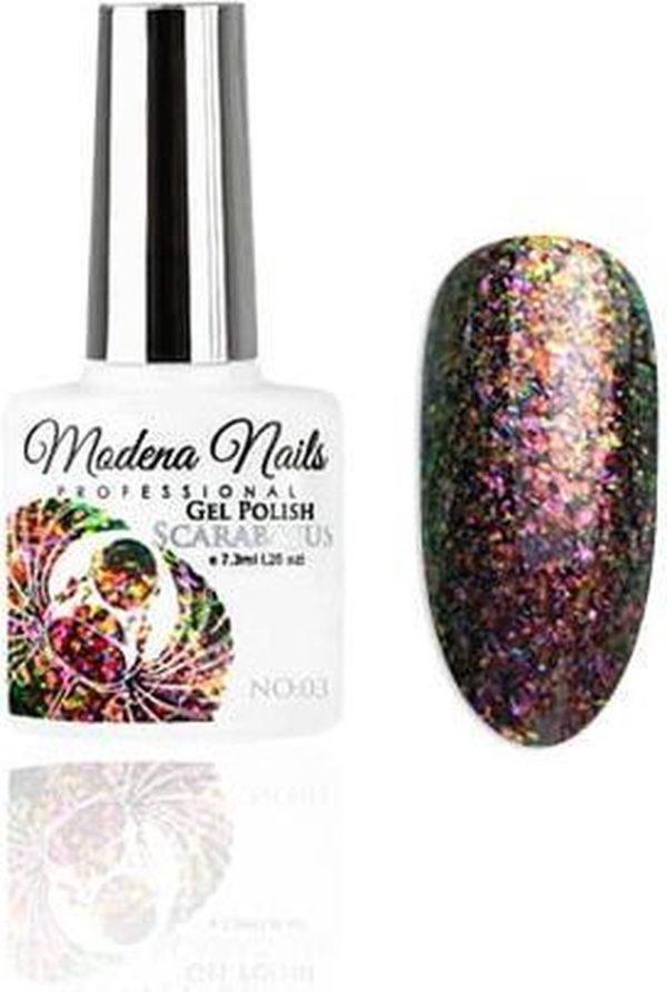 Modena Nails Gellak Scarabaeus 03 7,3ml.