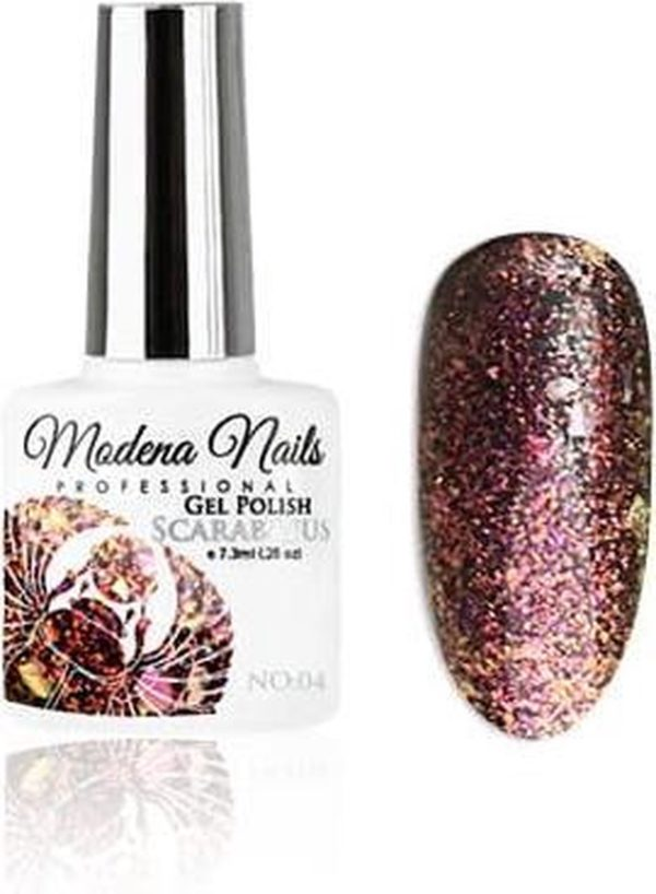 Modena Nails Gellak Scarabaeus 04 7,3ml.