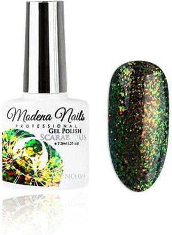 Modena Nails Gellak Scarabaeus 09 7,3ml.