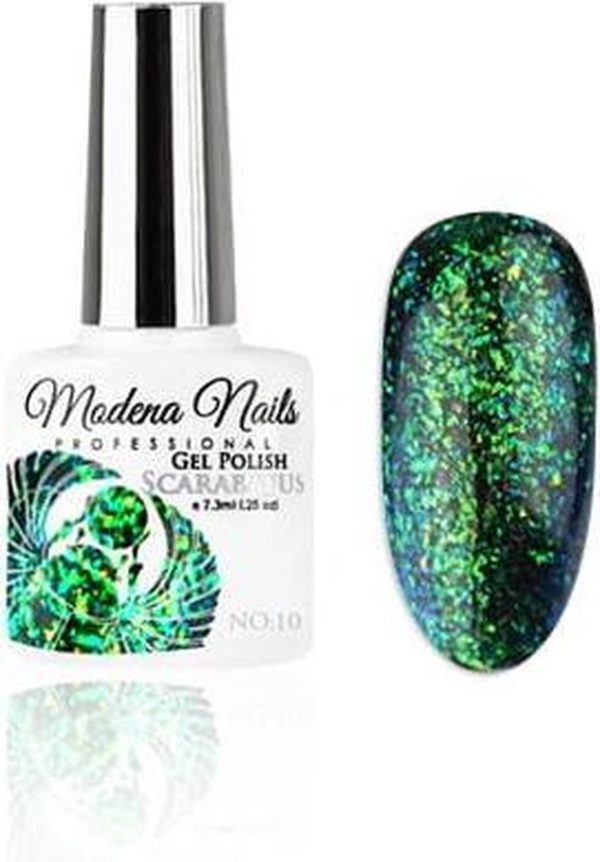 Modena Nails Gellak Scarabaeus 10 7,3ml.