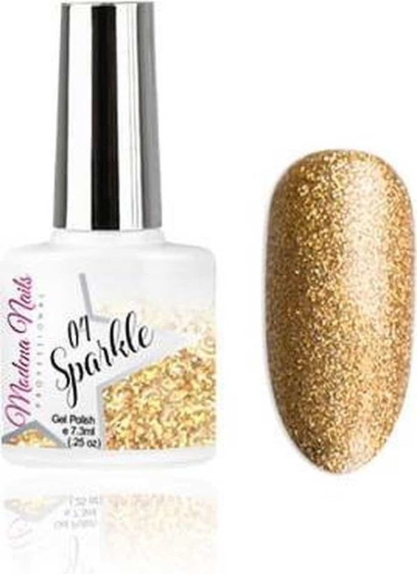 Modena Nails Gellak Sparkle - 04 7,3ml.