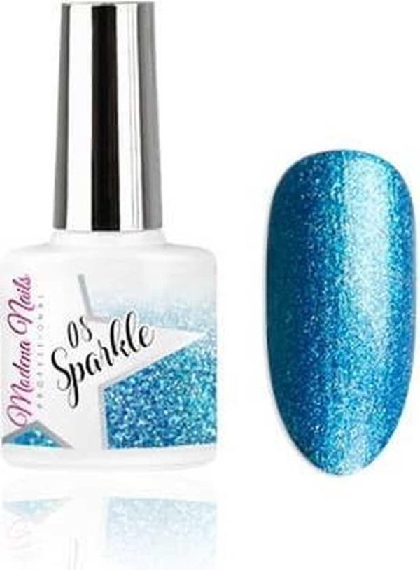 Modena Nails Gellak Sparkle - 08 7,3ml.
