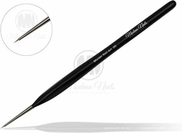 Modena Nails Master Nail Art Penseel 00