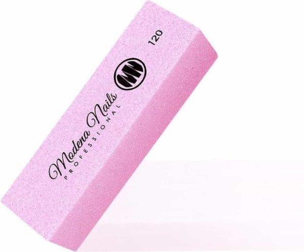 Modena Nails Polijstblok Roze