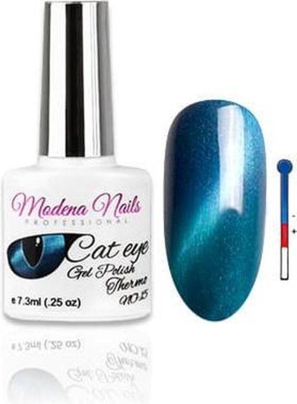 Modena Nails UV/LED Gellak Cat Eye Thermo - 015
