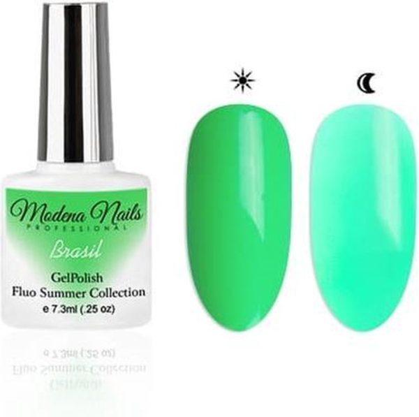Modena Nails UV/LED Gellak Fluo Summer - Brasil