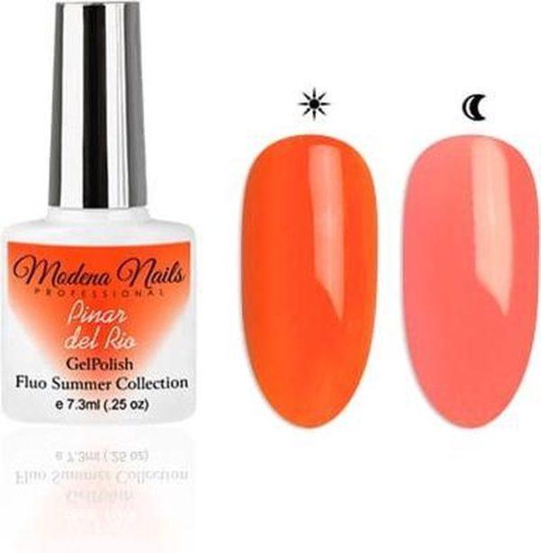 Modena Nails UV/LED Gellak Fluo Summer - Pinar del Rio
