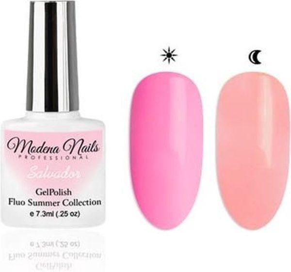 Modena Nails UV/LED Gellak Fluo Summer - Salvador