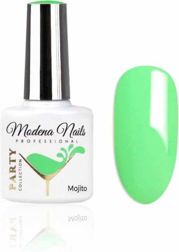 Modena Nails UV/LED Gellak Party Collectie - Mojito