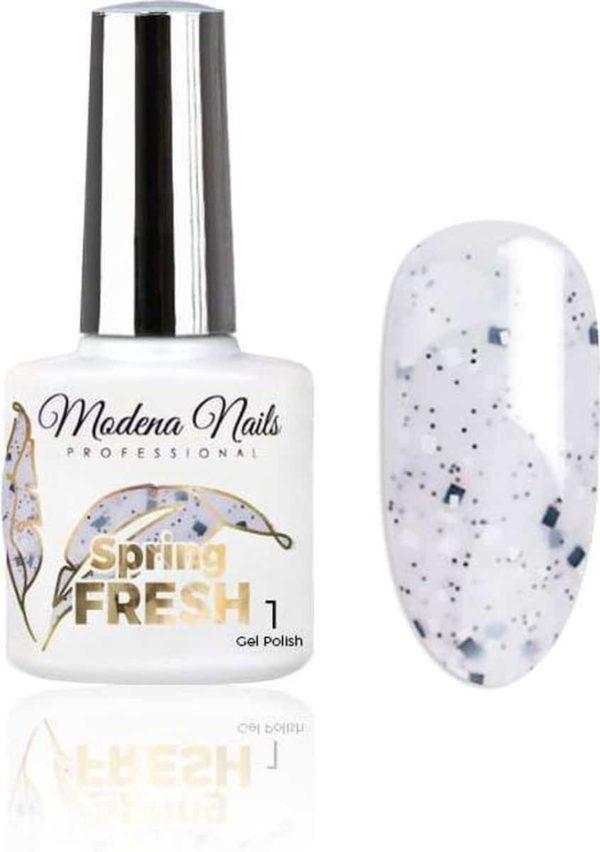 Modena Nails UV/LED Gellak - Spring Fresh #01