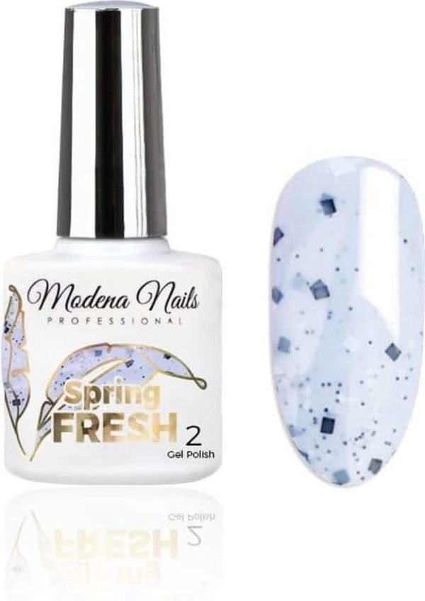 Modena Nails UV/LED Gellak - Spring Fresh #02