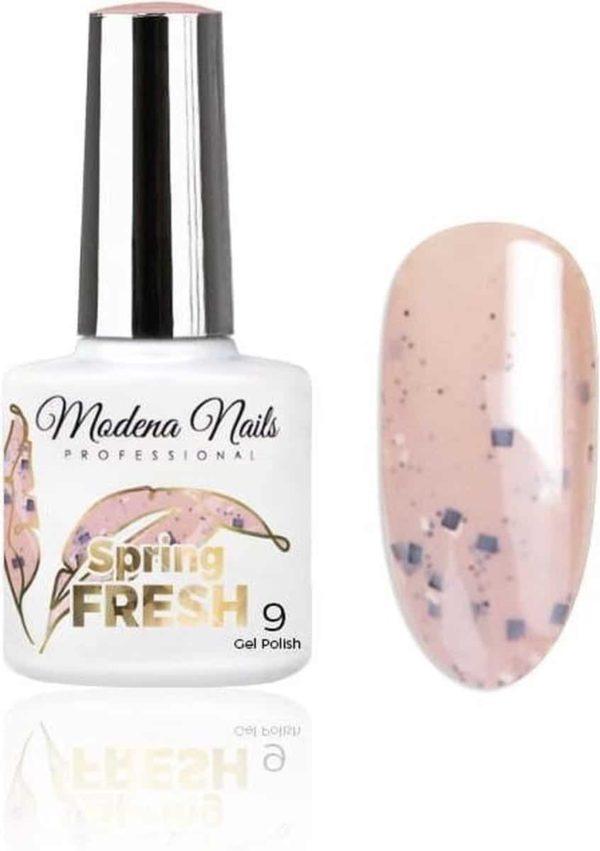 Modena Nails UV/LED Gellak - Spring Fresh #09