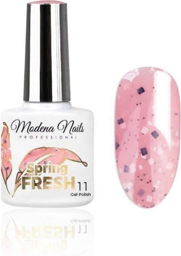 Modena Nails UV/LED Gellak - Spring Fresh #11