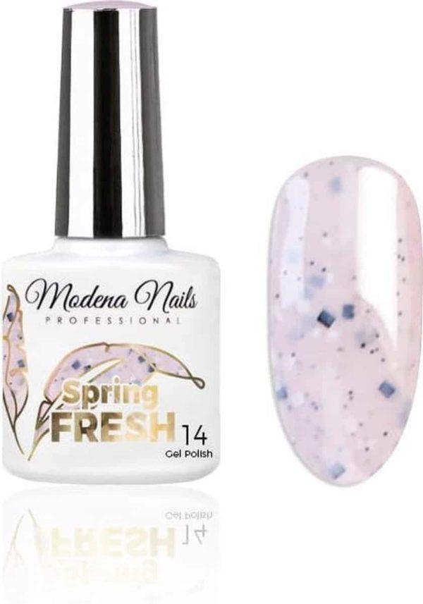 Modena Nails UV/LED Gellak - Spring Fresh #14