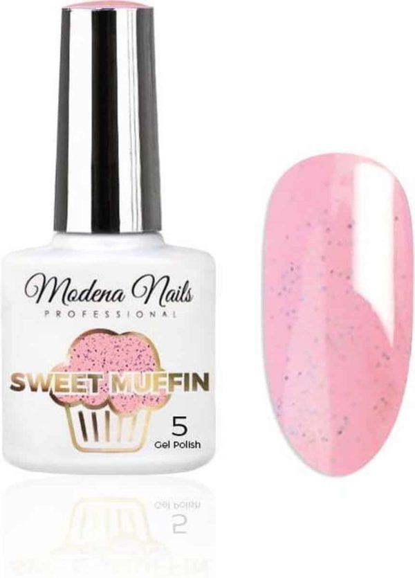 Modena Nails UV/LED Gellak - Sweet Muffin #05